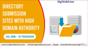 Directory Submission Sites with High Domain Authority