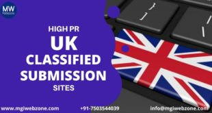 HIGH PR UK CLASSIFIED SUBMISSION SITES