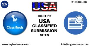 HIGH PR USA CLASSIFIED SUBMISSION SITES